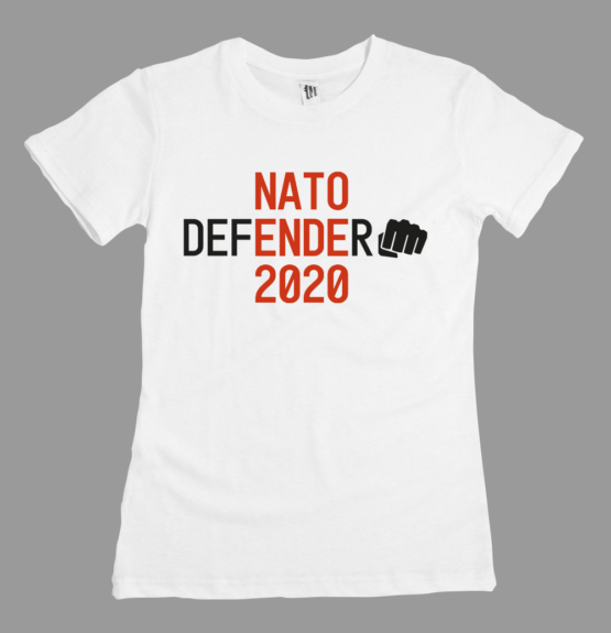 Mock up NATO-DefENDEr-2020